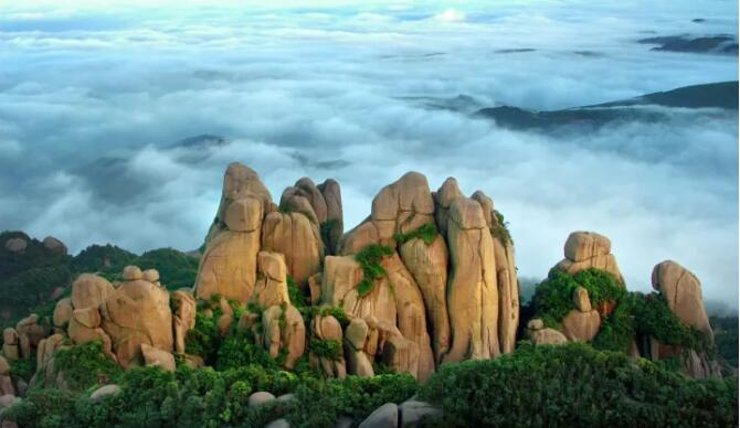 太姥山|最美的山水画卷